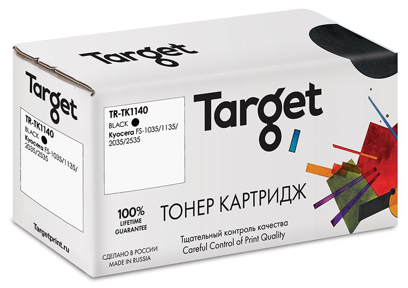 Тонер-картридж совместимый Kyocera TK-1140